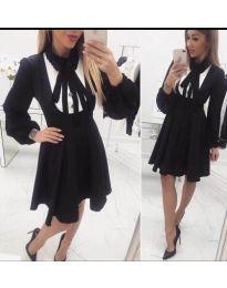 Φόρεμα - κώδ. 414 - 1 - μαύρο