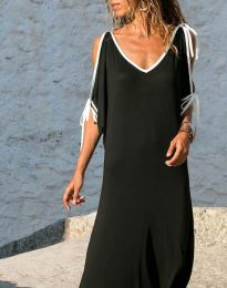 Φόρεμα - κώδ. 8251 - 1 - μαύρο