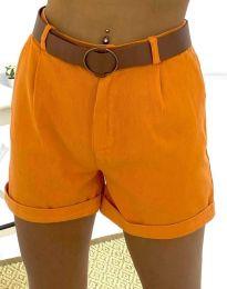Σορτς - κώδ. 2236 - 6 - πορτοκαλί