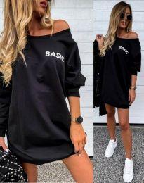 Φόρεμα - κώδ. 0164 - μαύρο
