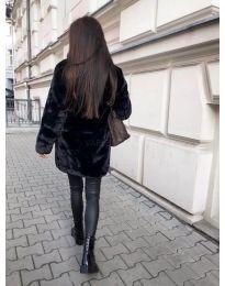 Παλτό - κώδ. 187 - μαύρο
