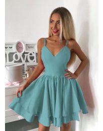 Φόρεμα - κώδ. 3030 - μέντα