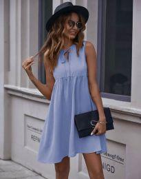 Φόρεμα - κώδ. 0286 - γαλάζιο