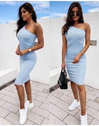 Φόρεμα - κώδ. 0208 - γαλάζιο