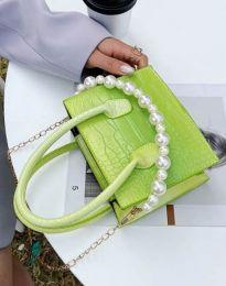 Τσάντα - κώδ. B436 - πράσινο