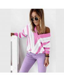 Μπλούζα - κώδ. 0907 - ροζ