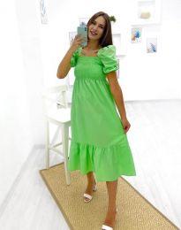 Φόρεμα - κώδ. 3283 - 2 - πράσινος