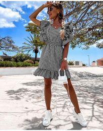 Φόρεμα - κώδ. 2657 - μαύρο