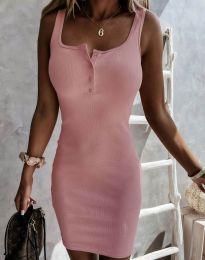 Φόρεμα - κώδ. 9458 - πούδρα