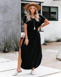 Φόρεμα - κώδ. 3254 - 1 - μαύρο