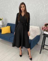 Φόρεμα - κώδ. 0576 - μαύρο