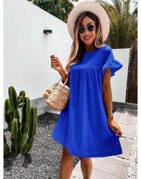 Φόρεμα - κώδ. 744 - μπλε