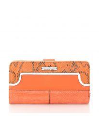 Τσάντα - κώδ. AC-1022 - πορτοκαλί