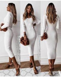 Φόρεμα - κώδ. 928 - λευκό