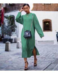 Φόρεμα - κώδ. 5501 - πράσινο