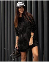 Φόρεμα - κώδ. 4547 - μαύρο