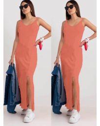 Φόρεμα - κώδ. 3000 - κοραλί