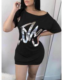 Φόρεμα - κώδ. 1100 - μαύρο
