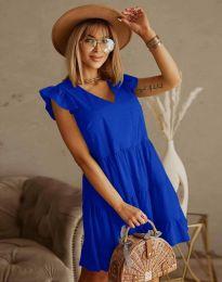 Φόρεμα - κώδ. 6224 - σκούρο μπλε