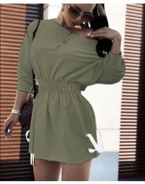 Φόρεμα - κώδ. 7470 - χακί