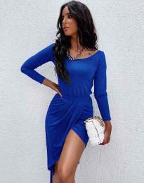 Φόρεμα - κώδ. 1652 - μπλε