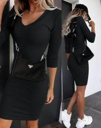 Φόρεμα - κώδ. 7592 - μαύρο