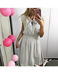 Φόρεμα - κώδ. 701 - λευκό