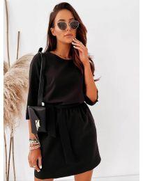 Φόρεμα - κώδ. 778 - μαύρο
