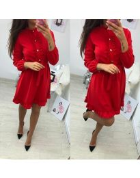 Φόρεμα - κώδ. 691 - κόκκινο