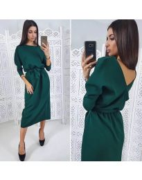 Φόρεμα - κώδ. 974 - πράσινο