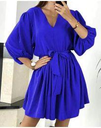Φόρεμα - κώδ. 6210 Σκούρο μπλε