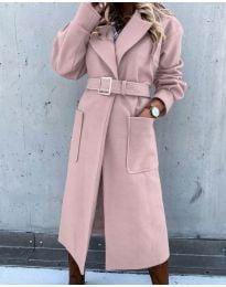 Παλτό - κώδ. 423 - ροζ