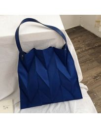 Τσάντα - κώδ. 522 - μπλε