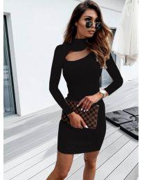 Φόρεμα - κώδ. 883 - μαύρο