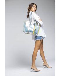 Τσάντα - κώδ. LS542 - μπλε