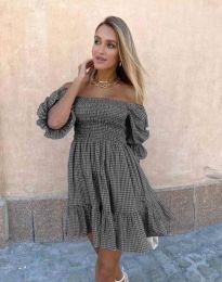 Φόρεμα - κώδ. 4791 - 2 - μαύρο
