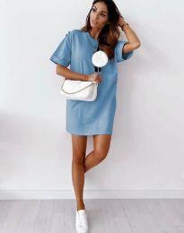 Φόρεμα - κώδ. 2231 - μπλε