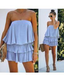 Φόρεμα - κώδ. 0489 - γαλάζιο