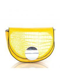 Τσάντα - κώδ. DM-13 - κίτρινο