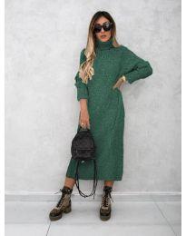 Φόρεμα - κώδ. 0590 - χακί