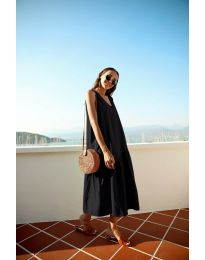 Φόρεμα - κώδ. 8810 - μαύρο