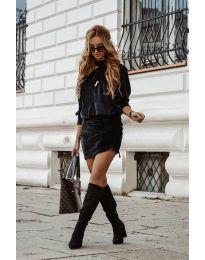 Φόρεμα - κώδ. 8987 - μαύρο