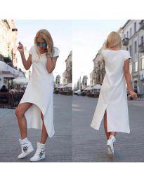 Φόρεμα - κώδ. 336 - λευκό