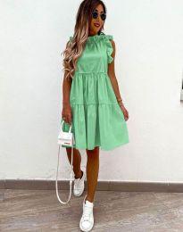 Φόρεμα - κώδ. 2663 - πράσινο