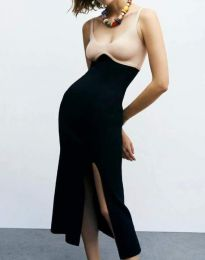 Φόρεμα - κώδ. 1036 - μαύρο