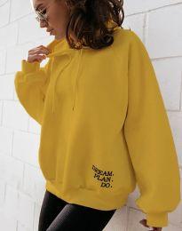 Μπλούζα - κώδ. 4229 - κίτρινο