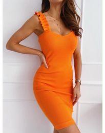 Φόρεμα - κώδ. 029 - πορτοκαλί