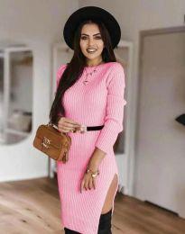 Φόρεμα - κώδ. 0956 - ροζ