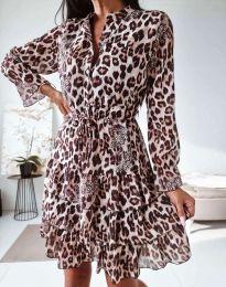Φόρεμα - κώδ. 0586 - πολύχρωμο