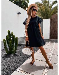 Φόρεμα - κώδ. 744 - μαύρο